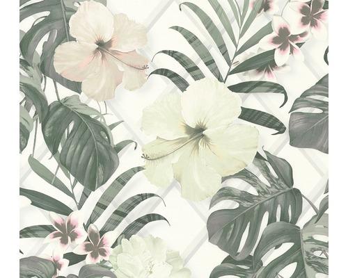Papier peint intissé 36518-2 Vliesfashion 2 feuilles de palmier