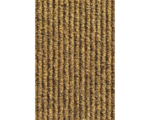 Moquette événementielle feutre non tissé aiguilleté Memeta 05 beige 200 cm large x 25 m (rouleau entier)