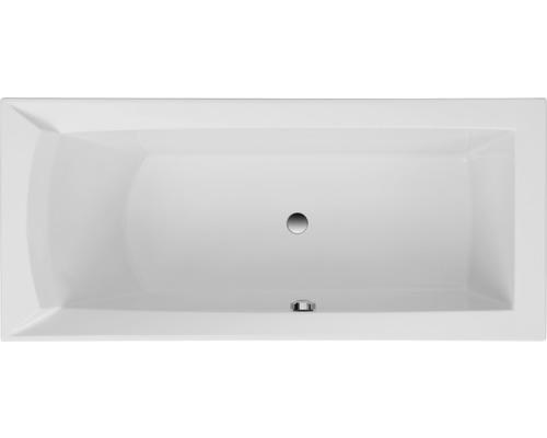 Badewanne Quito 170x75 cm weiß