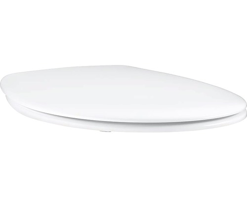 WC-Sitz GROHE Bau Keramik weiß mit Absenkautomatik 39493000
