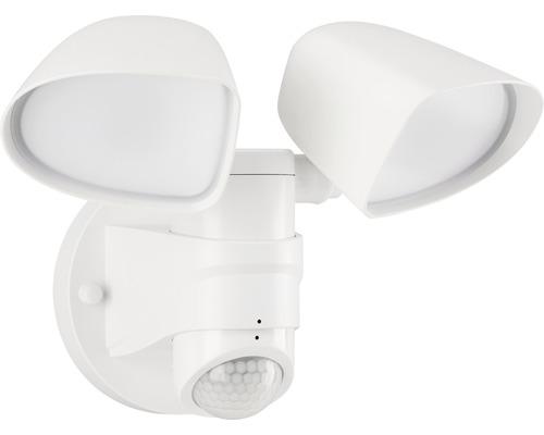 Éclairage extérieur LED avec capteur 10W 1.000lm blanc