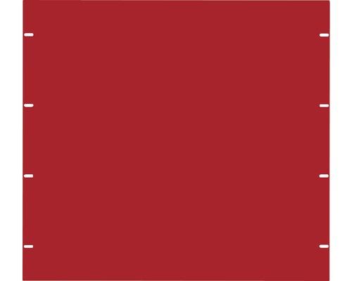 Élément partiel GABIO Voll 90x90cm rouge rubis