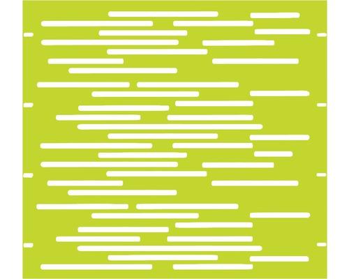 Élément partiel GABIO Vienna 90x90cm vert clair