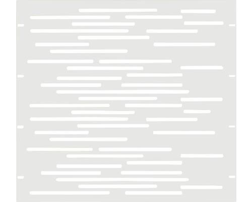 Élément partiel GABIO Vienna 90x90cm blanc