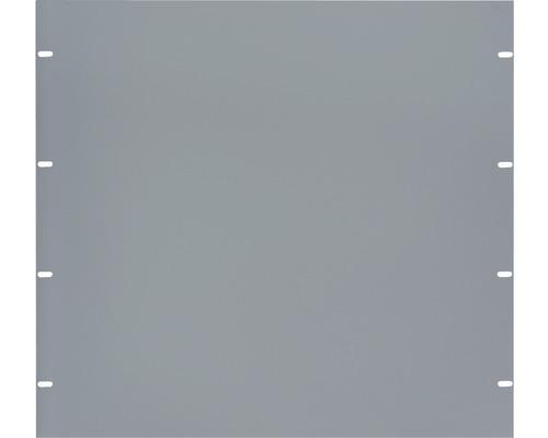 Élément partiel GABIO Voll 90x90cm gris clair