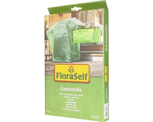 Bâche de jardin FloraSelf 5x2m vert