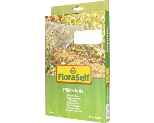 Film de croissance FloraSelf 10x1,5m transparent