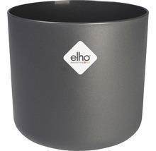 Pot de fleurs elho b. for soft, plastique, Ø 22 H 20 cm, anthracite-thumb-1