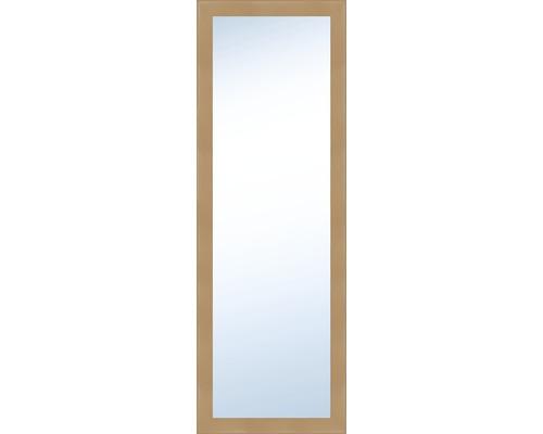 Miroir mural Nizza chêne 35x100 cm
