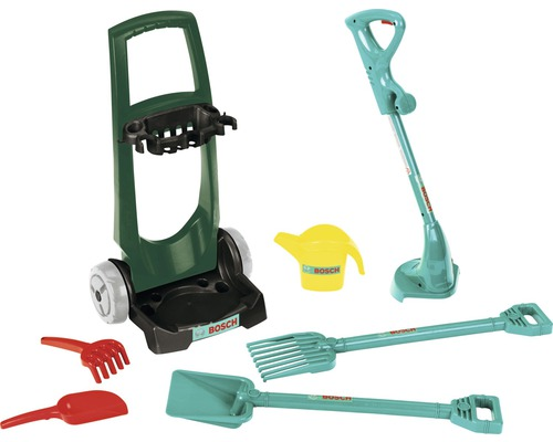 Chariot de jardin pour enfant Bosch 7 pces