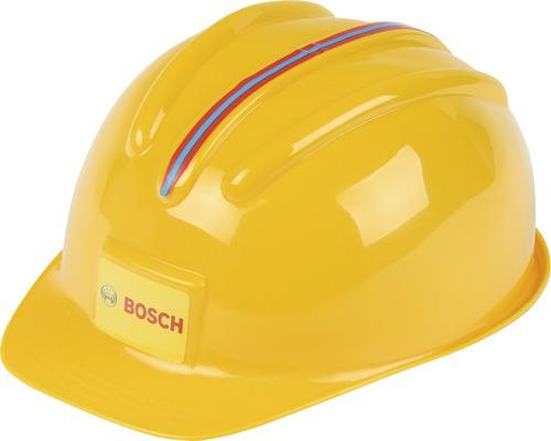 Casque pour enfants Theo Klein Bosch jaune pour artisans