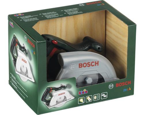 Scie circulaire Bosch pour enfants avec lumière et son