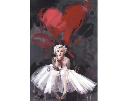 Panneau décoratif Marilyn Monroe 61x91 cm