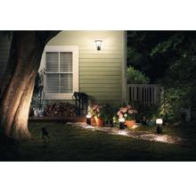 Kit de base de borne extérieure LED Philips hue White & Color Ambiance 8W 640 lm noir h 252 mm - compatible avec SMART HOME by HORNBACH-thumb-4