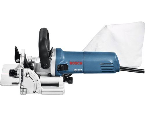 Flachdübelfräse Bosch GFF 22 A inkl. L-BOXX