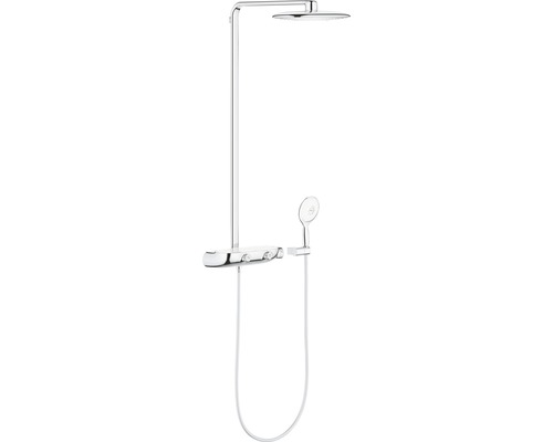 Duschsystem GROHE Rainshower System SmartControl Mono 360 26361000 chrom mit Thermostat