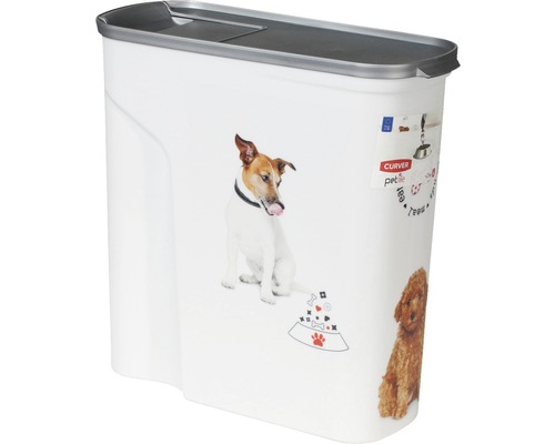 Conteneur d'aliments pour chiens Karlie Curver 6l