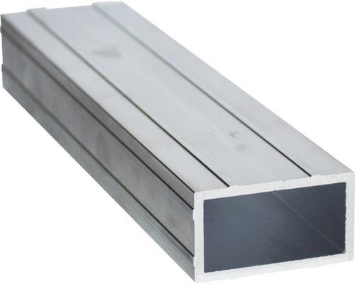 Connecteur pour soubassement en aluminium 30x50x196 mm 1 paquet = 4 pièces