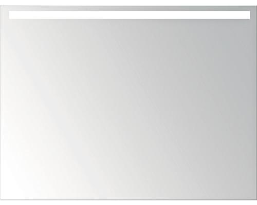 LED Badspiegel Beleuchtung integriert 80x60 cm