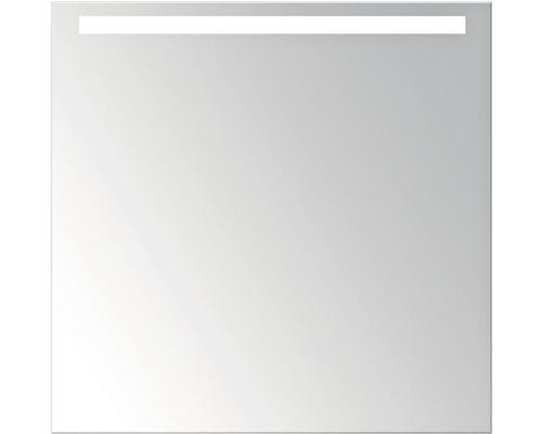 LED Badspiegel Beleuchtung integriert 60x60 cm