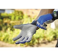 Gants de jardin for_q gardening 1 paire Taille XL, bleu-thumb-4