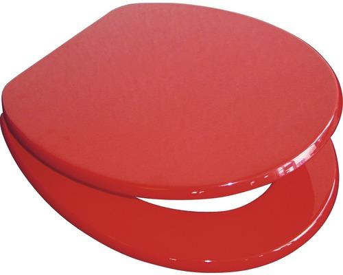 WC-Sitz ADOB Amalfi rot