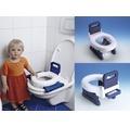 Abattant WC pour enfant ADOB pot blanc/bleu
