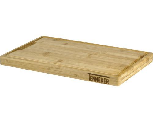 Planche à découper bambou 40 x 25 x 3 cm