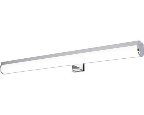 Applique de miroir à LED Fabro 50cm chrome 3 en 1 IP 44