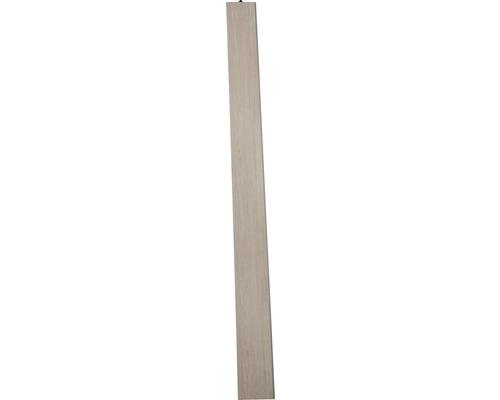 Lamelle Grosfillex Spacy Mélèze gris 205x14,5cm