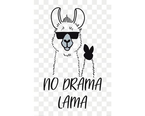 Poster No Drama Lama 61x91,5cm