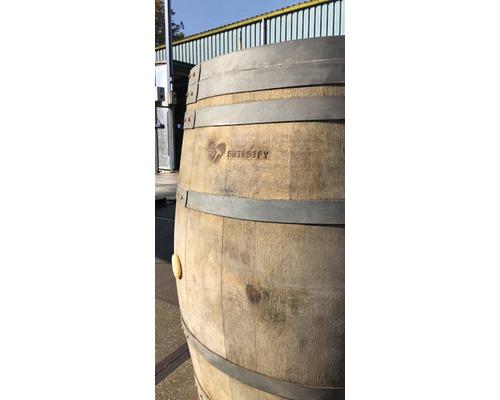Tonneau de vin 95x65x65 cm