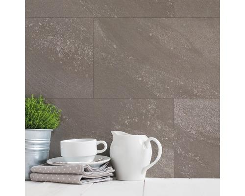 Lambris en PVC GX Wall+ Grege Stone Concrete 5x300x600 mm