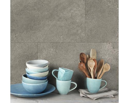 Kunststoffpaneel GX Wall+ Grey Slate 5x300x600 mm