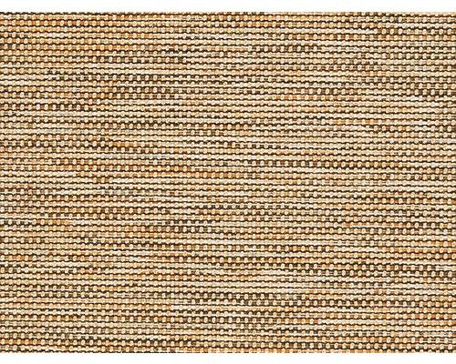 Moquette tissé plat Outsider African Melody caramel-nature largeur 400 cm (au mètre)