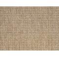Teppichboden Flachgewebe Outsider African Spirit naturbeige 400 cm breit (Meterware)