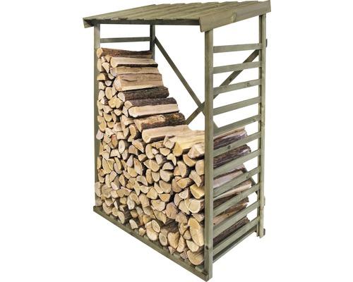 Étagère pour bois de cheminée, TAI