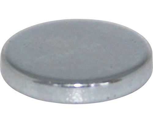 Aimant circulaire au néodyme Ø12x2mm, lot de 12