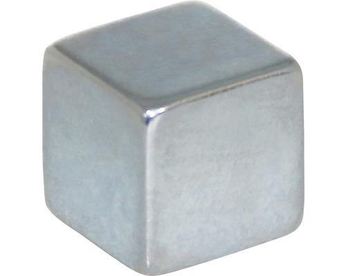 Bloc aimanté au néodyme 10x10x10mm, lot de 10