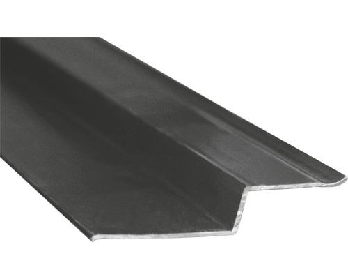 Arrêt de bord pour nappe bosselée en plastique 2000 x 80 x 15 mm