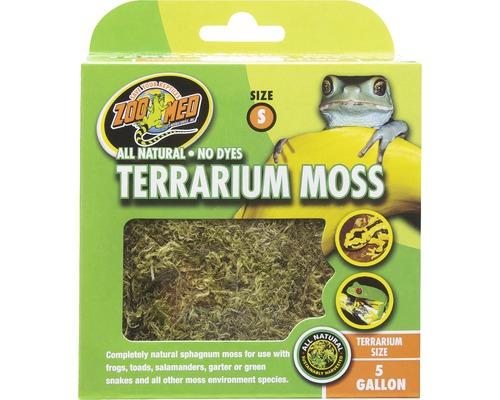 Bodengrund ZOO MED Terrarium Moss S 1,31 l