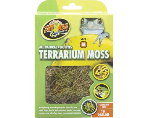 Bodengrund ZOO MED Terrarium Moss M 1,8 l