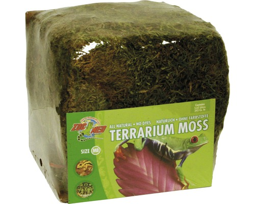 Bodengrund ZOO MED Terrarium Moss Minibale 5,62 l