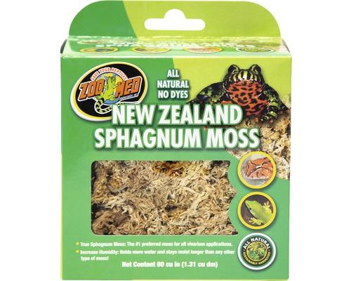 Substrat ZOO MED New Zealand Sphagnum Moss 1,31 l