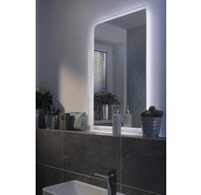 LED Badspiegelelement FACKELMANN Milano 55x80 cm 11,8 W-thumb-1