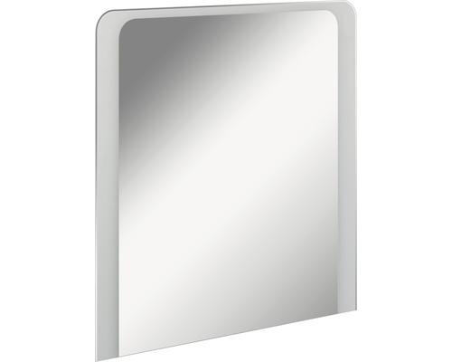 LED Badspiegelelement FACKELMANN Milano 80x80 cm 13,5 W