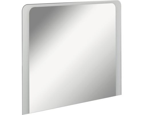 LED Badspiegelelement FACKELMANN Milano 100x80 cm 15,5 W