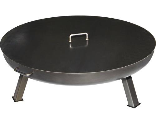 Couvercle Buschbeck étouffoir pour brasero Ø 120 cm fer