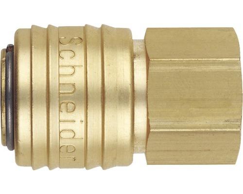 Connecteur rapide Schneider SK-NW7,2-G1/4i-SB
