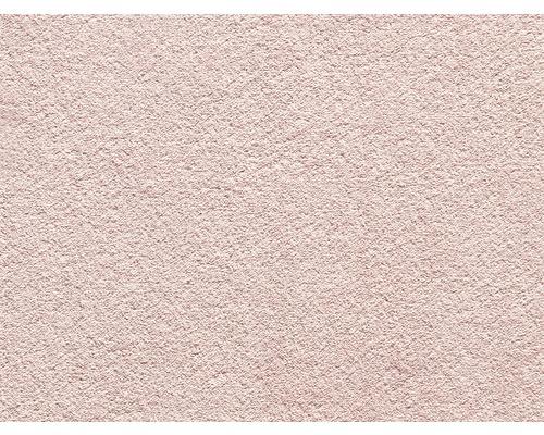 Teppichboden Saxony Grizzly rose 400 cm breit (Meterware)